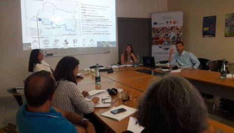 Rencontre avec la délégation de l'agriculture tunisienne