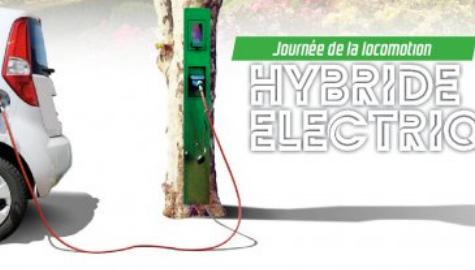 La journée de la locomotion hybride électrique