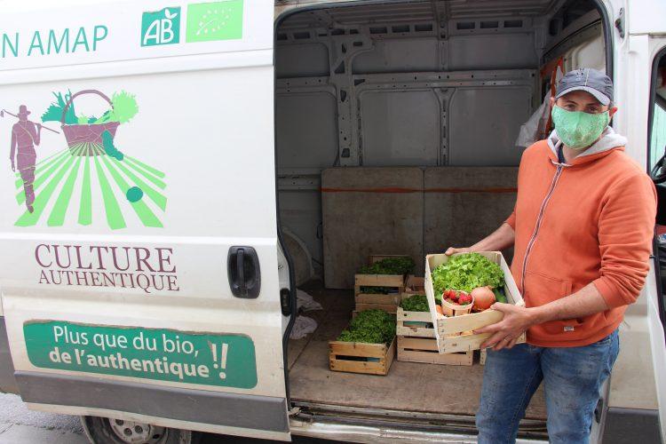 Le PETR lance l'opération solidaire «Les paniers partagés du Pays d'Arles» pour faire face à la précarité alimentaire
