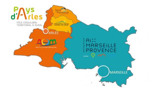 Étude du groupement Klopfer-Duranton-Seban sur l'avenir institutionnel du Pays d'Arles